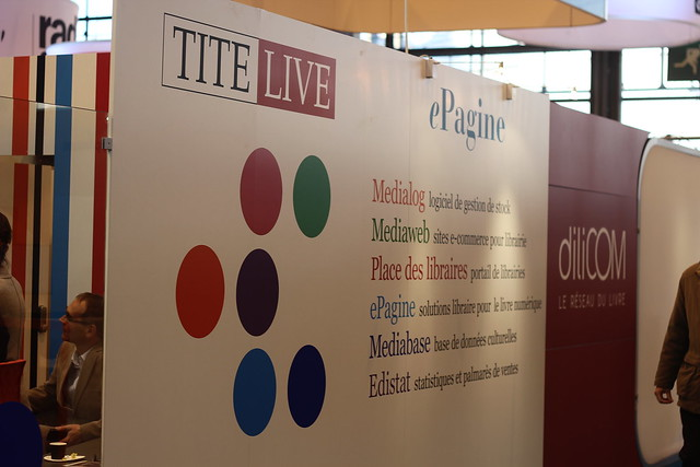 Tite-Live, ePagine - Salon du Livre de Paris 2015