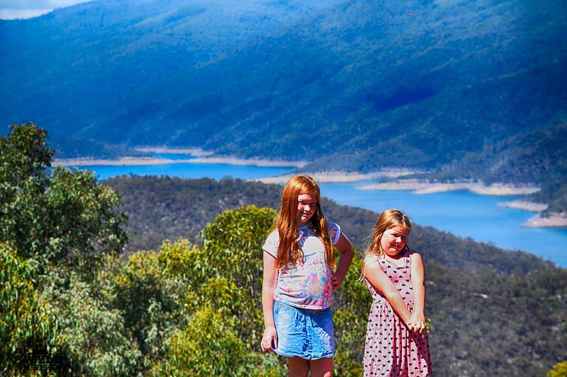 Thomson Dam exploring