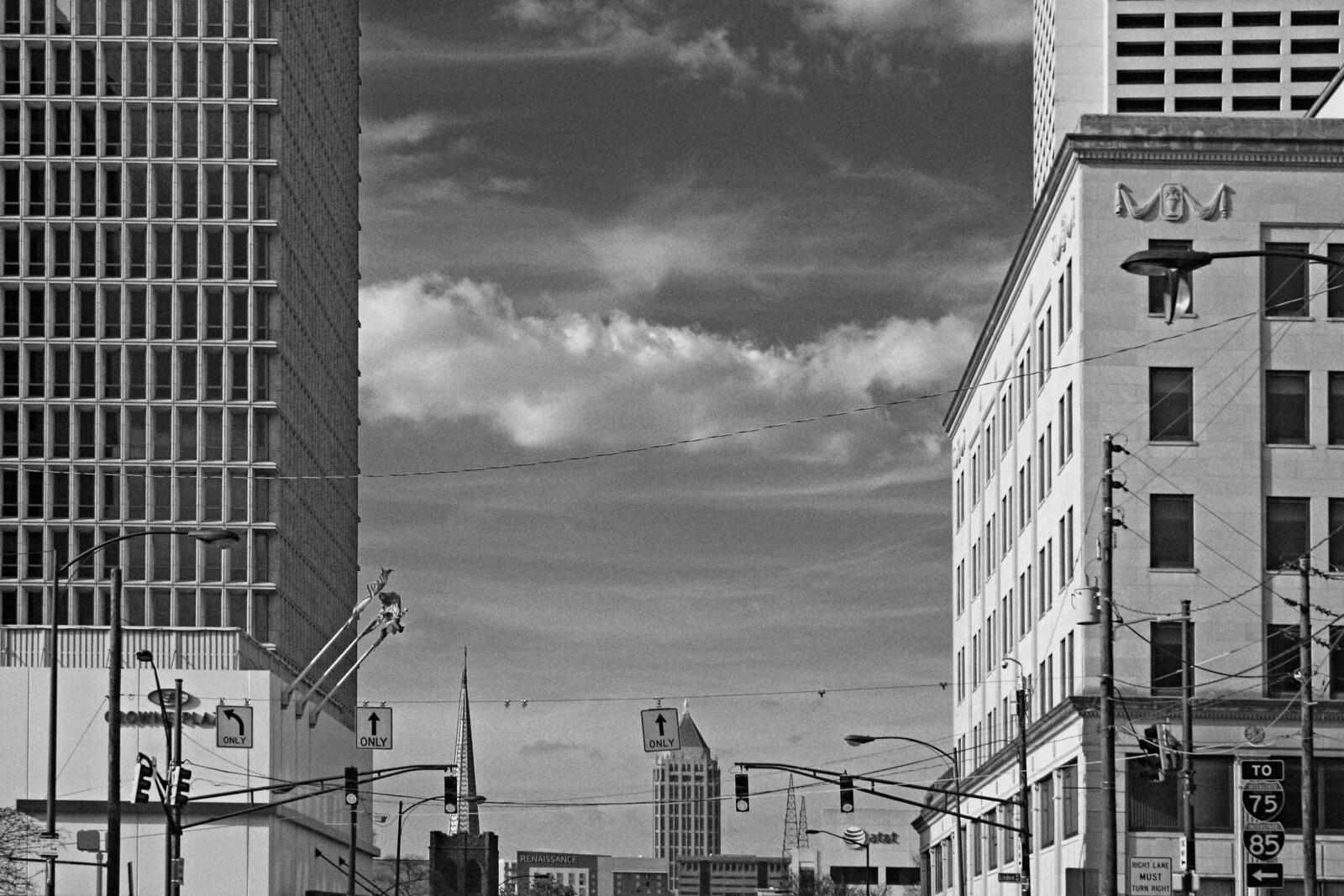 Crowne Plaza, Downtown Atlanta, 2015
