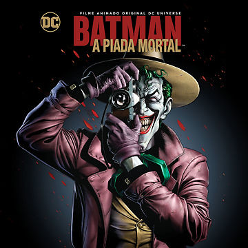 Batman: A Piada Mortal (Subbed Version)