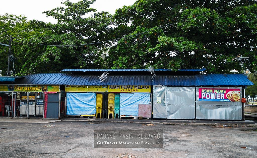 Padang Pasir Klebang Melaka