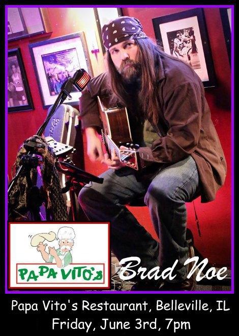 Brad Noe 6-3-16