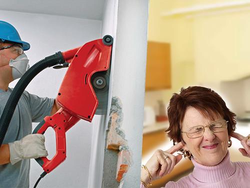 Шум під час ремонту квартири. Якнепосваритися з сусідами?