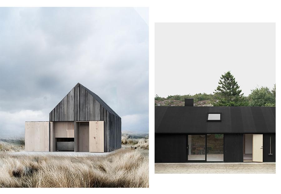 AMM blog | 6 modern cabin exteriors