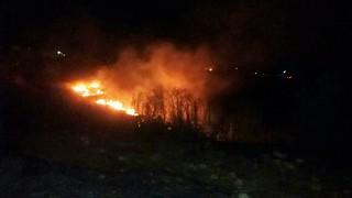 incendio via conversano Turi (4)