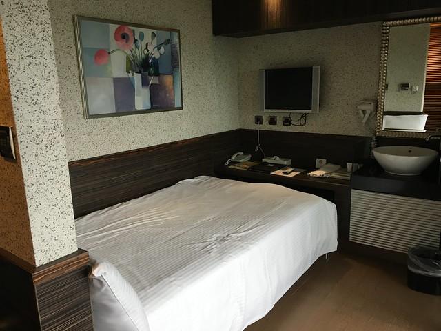床@福容淡水紅樹林湯屋