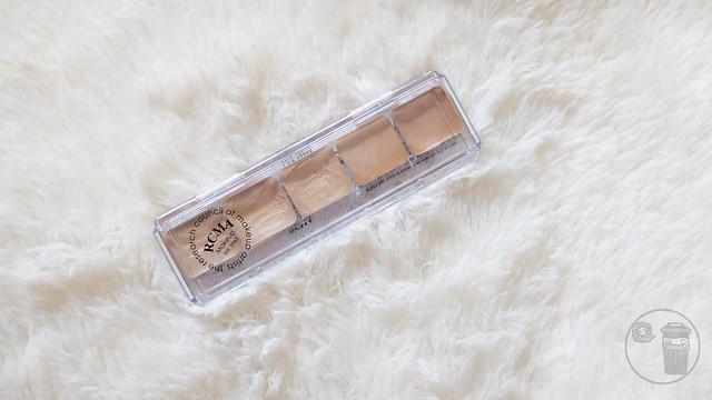 rcma ko five series palette dtc makeup