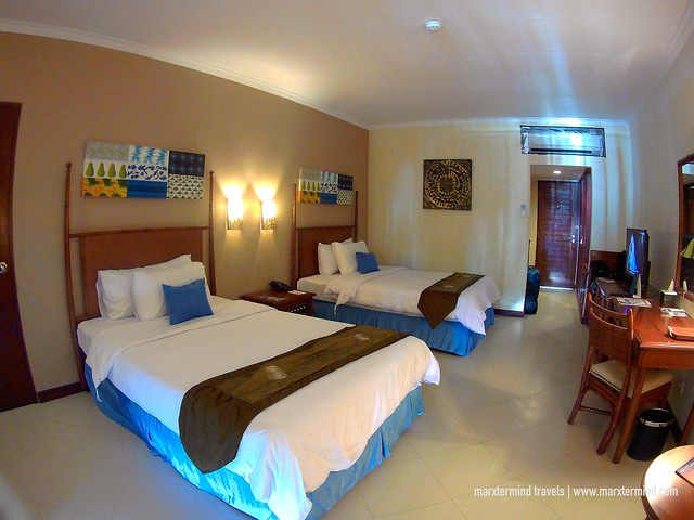 Ocean View Bedroom Holiday Resort Lombok