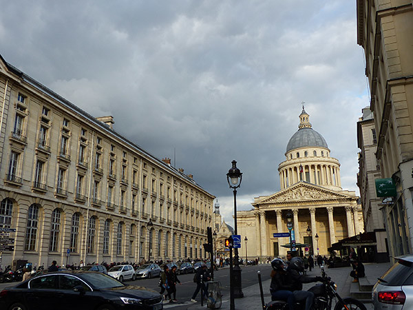 le pantheon 2