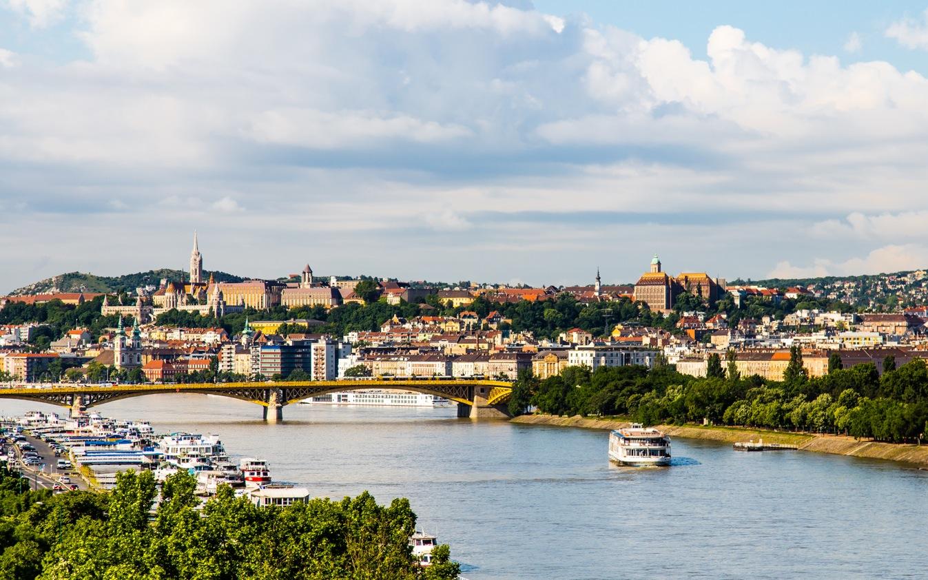 Budapest anden redigering