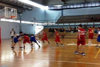 Noicattaro. Basket Day front
