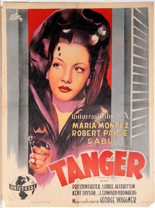 Tangier - Poster 7