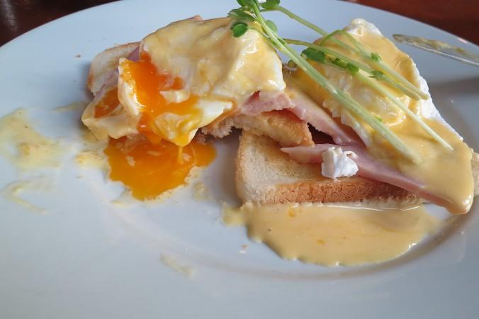 """Eggs Benedict """"style"""""""
