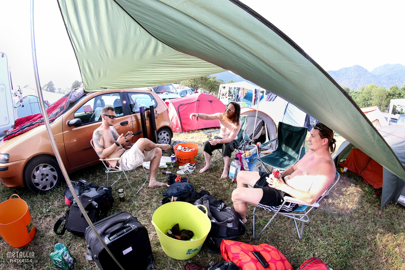 metaldays, metaldays 2016, metalcamp, metaldays camping site