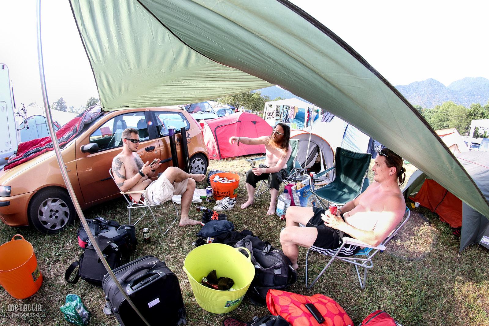 metaldays, metaldays 2016, metalcamp, metaldays camping site