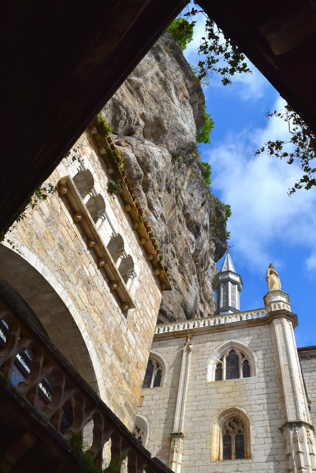 Rocamadour in South West France | www.rachelphipps.com @rachelphipps