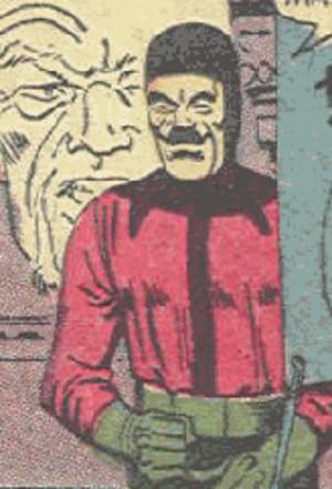kaecilius comics