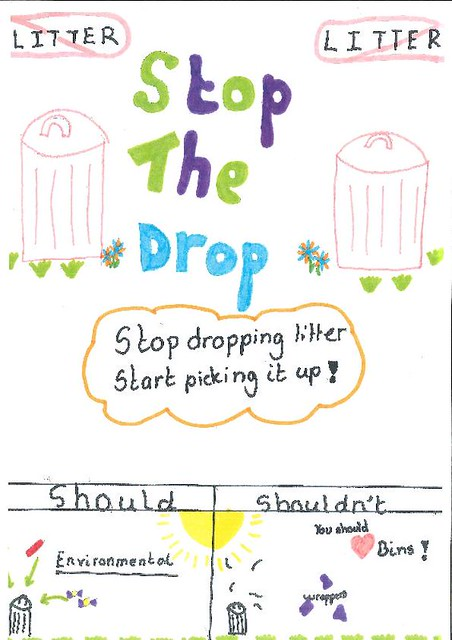 Stop the Drop Competition 2016