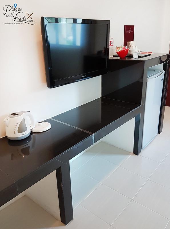 langkawi chantique room TV