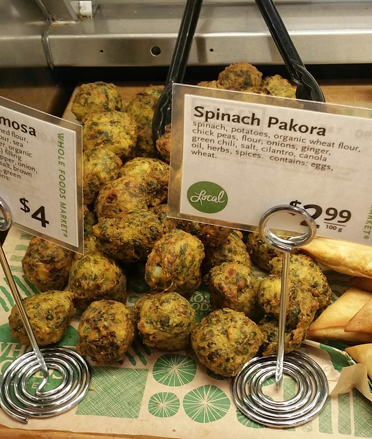 2016-Jul-9 Whole Foods - spinach pakora