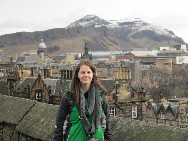 Edinburgh Castle Me
