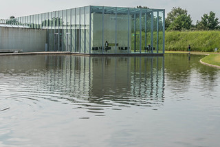 Langen Foundation - Architektur Tadao Ando