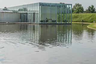 Langen Foundation - Architektur Tadao Ando