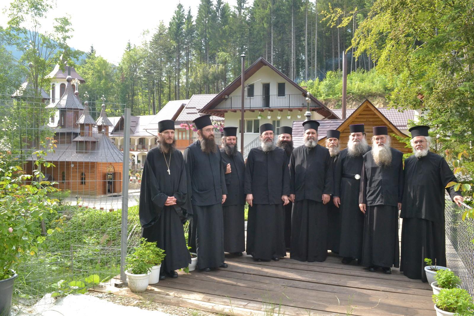 Εορτή Αγίου Γλυκερίου στην Ρουμανία 2016