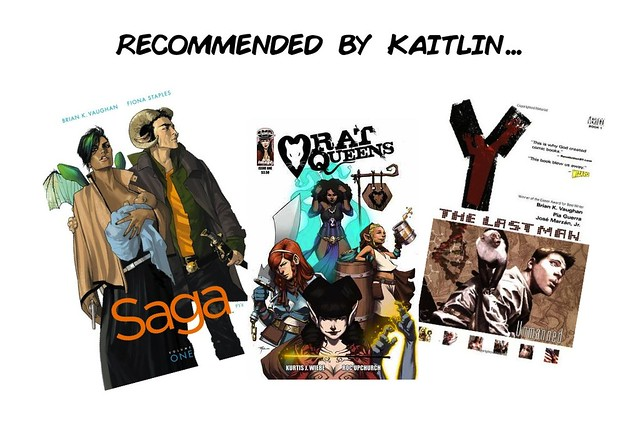 graphic novels 3