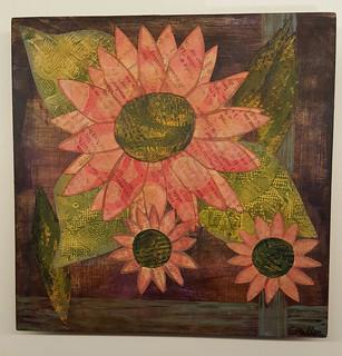 Collage - Floral Fantasy