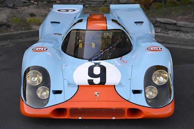 Porsche 917K 1969 года выпуска