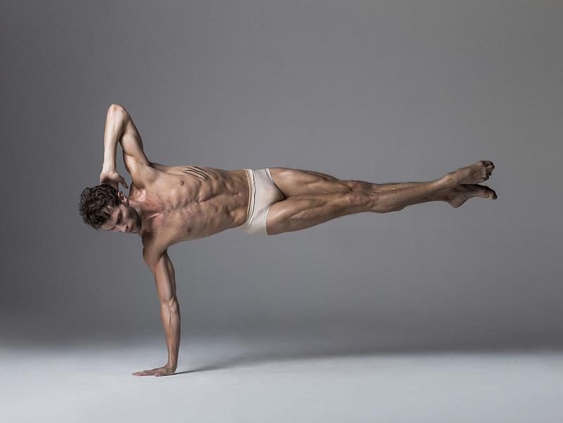 James Whitside side balance