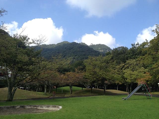金華山 岩戸公園より岐阜城