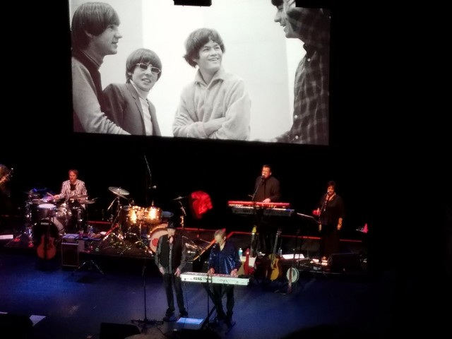 The Monkees (Peter & Micky) at the Warner Theatre