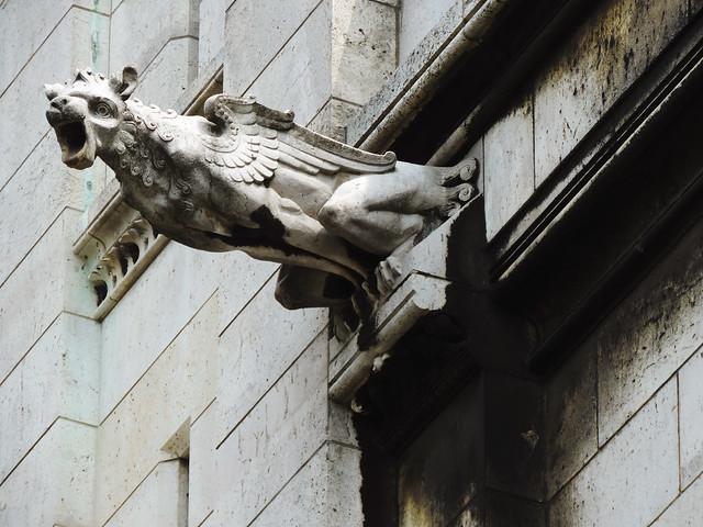 Sacra-Coeur Basilica, Paris, France