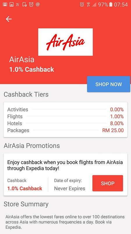 shopback airasia