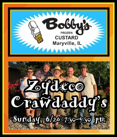 Bobby's Frozen Custard 6-26-16