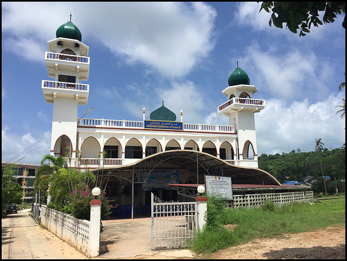 Cape Panwa Mosque
