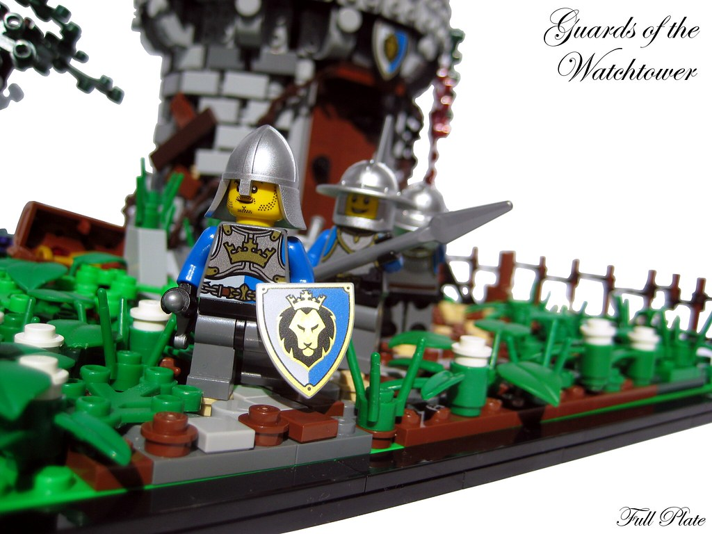 Guards of the Watchtower (3 of 6)