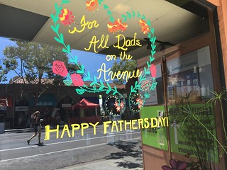Happy Father's Day Willow Glen June 2016