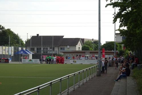 1.FC Niederkassel U19 11:2 Siegburger SV U19
