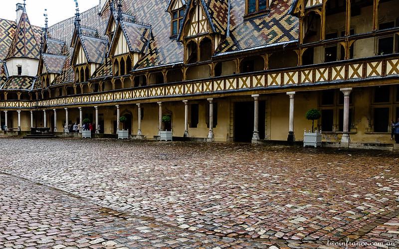 Musee de l'Hotel-Dieu, Beaune