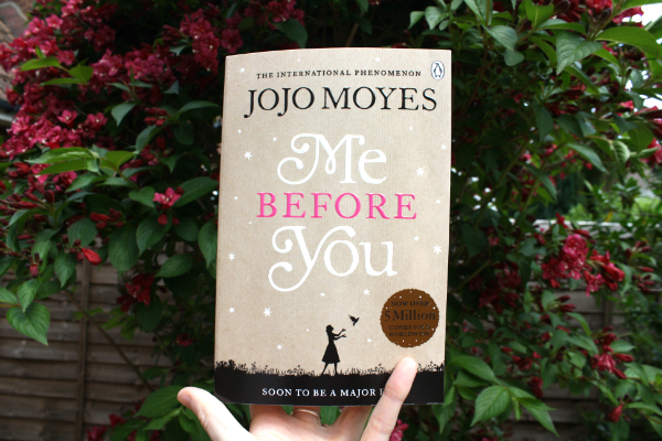Me Before You Book Review. Fox Socks UK Lifestyle Blog