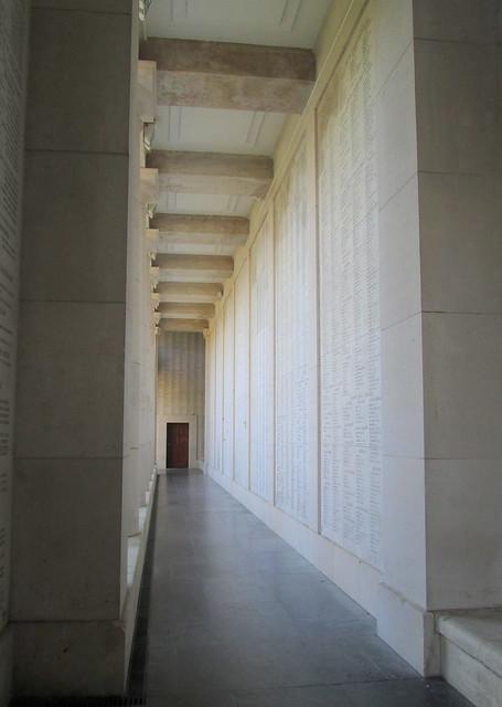Menin Gate Exterior Wall