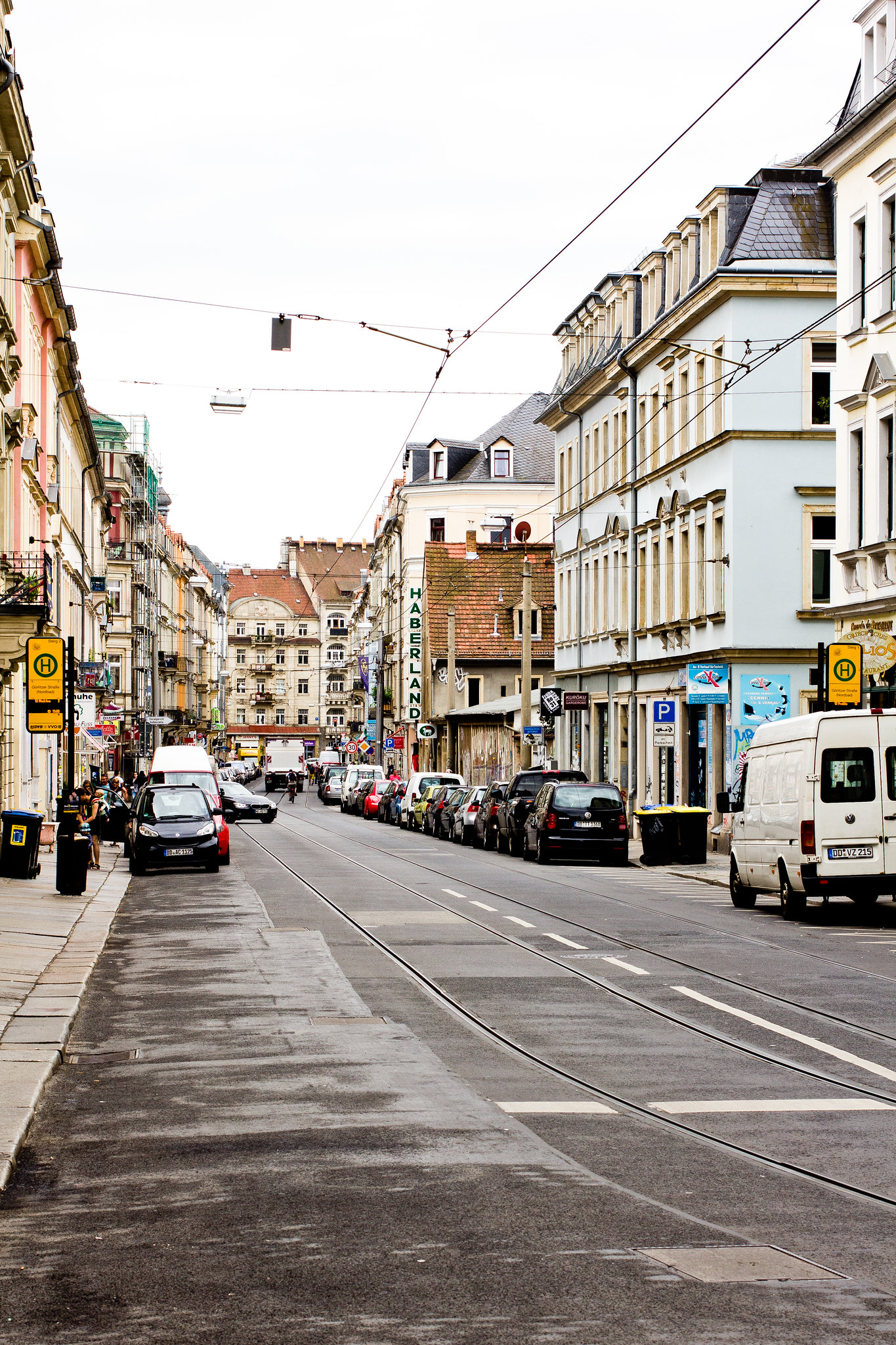 rothenburger straße // dresden neustadt