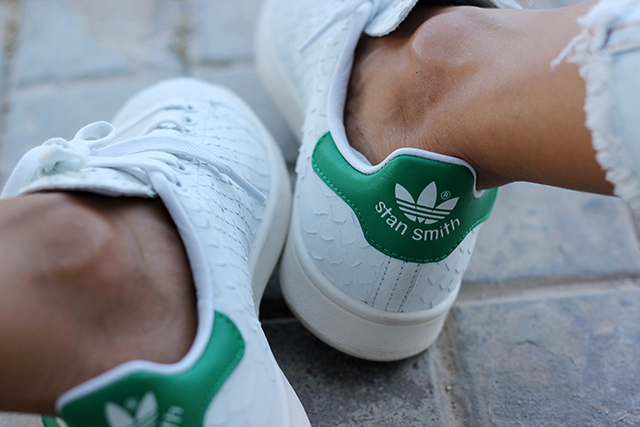 My new adidas Stan Smith
