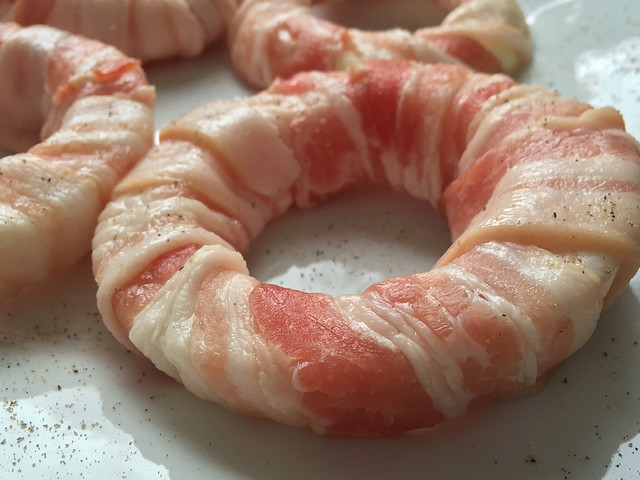 Bacon-Wrapped Onions
