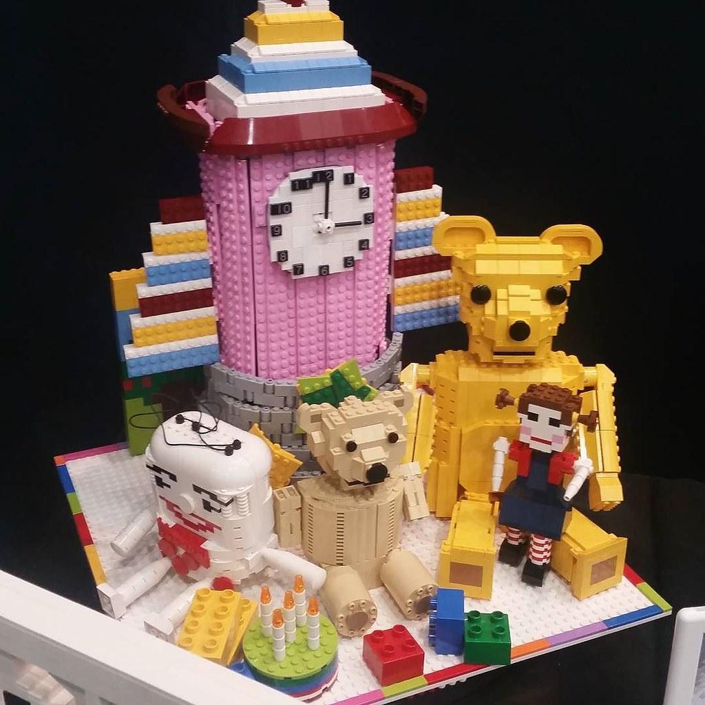 Canberra Brick Expo 2016