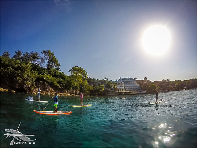 Stand Up Paddleboard Sosua Dominican Republic