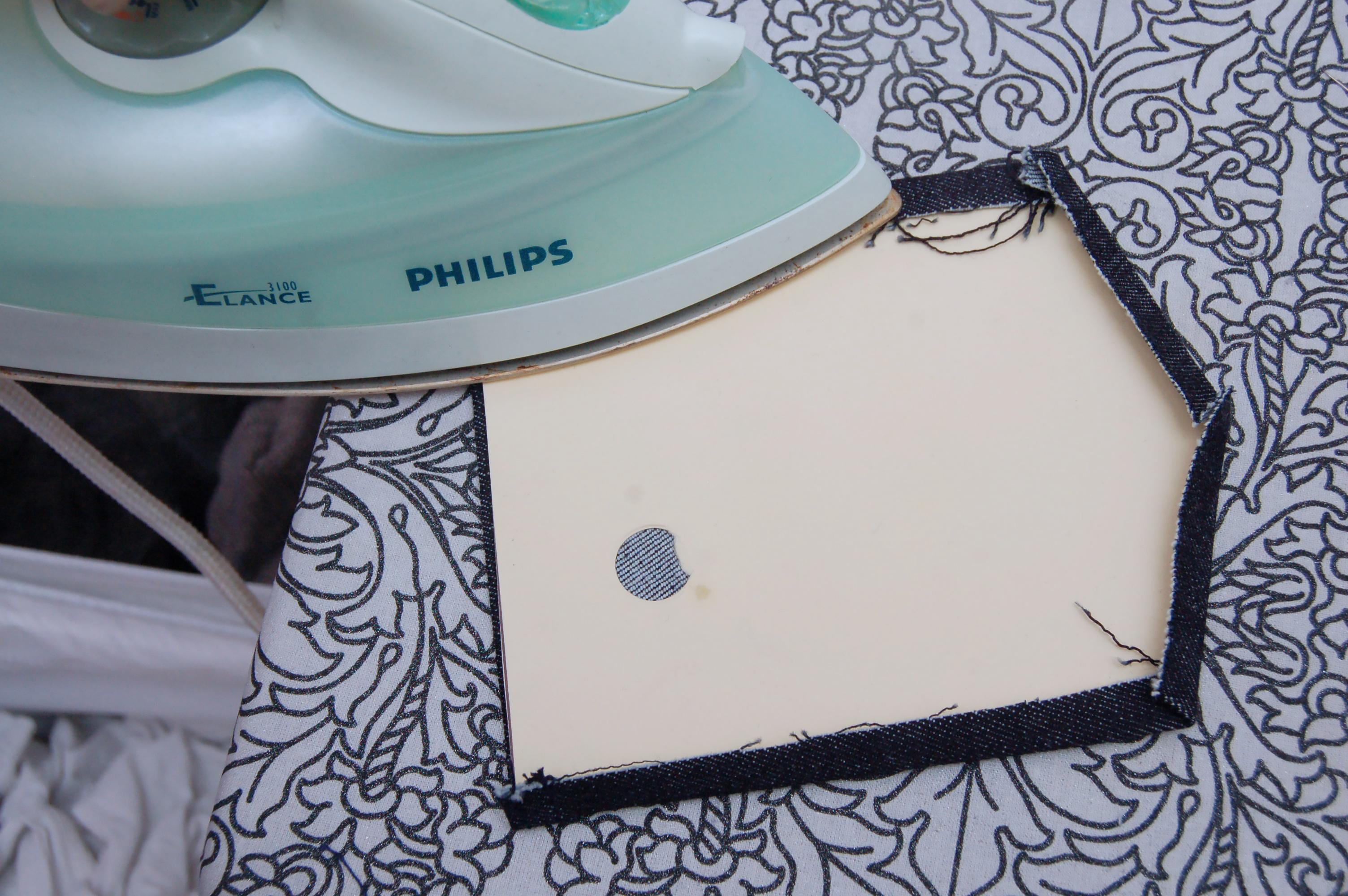 How to make back pockets on jeans like a pro